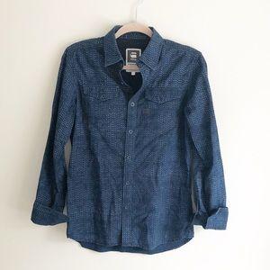 G. Star Raw Tacoma Long Sleeve Shirt
